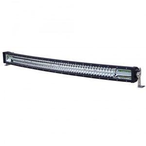 203W LED ramp Tripplerow curved -82cm
